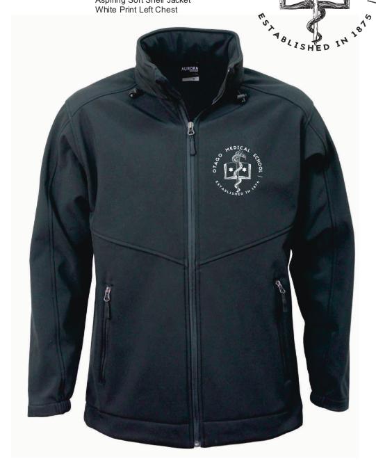 Unisex Softshell Jacket (2019)